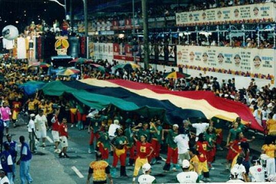 Bahia Salvador Carnival abadas