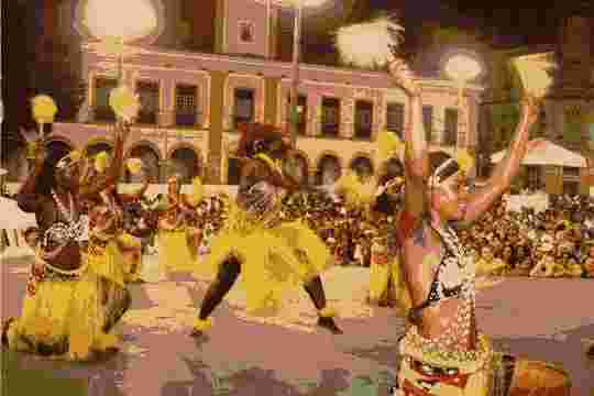 Salvador Carnival People